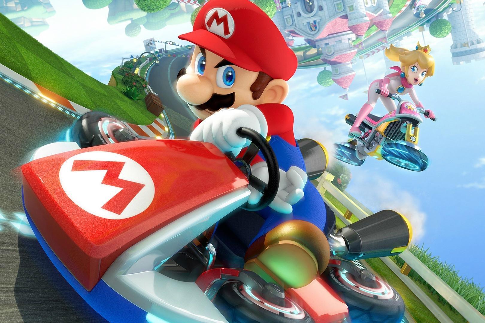 Mario neglects his duties | Gammicks