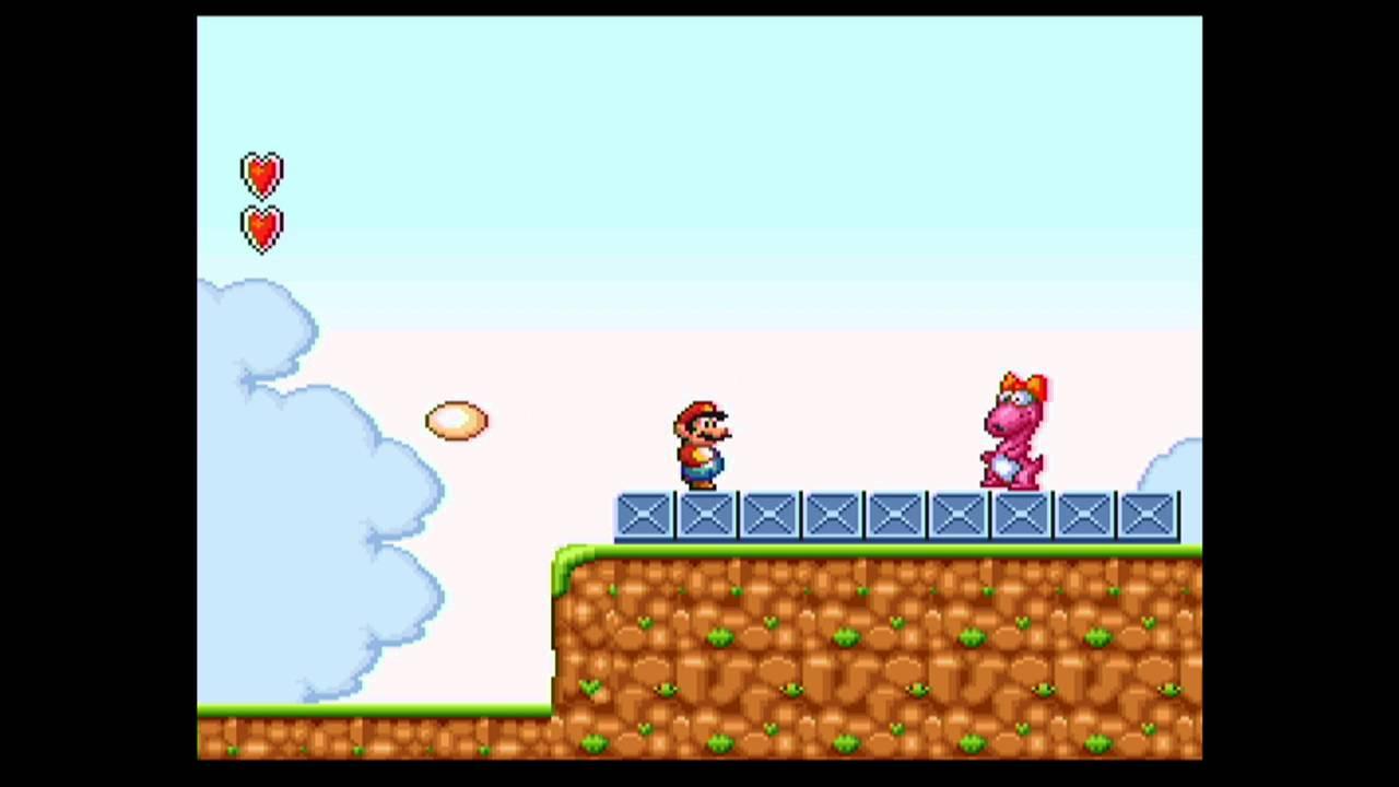 Super Mario Bros. 2 | Gammicks