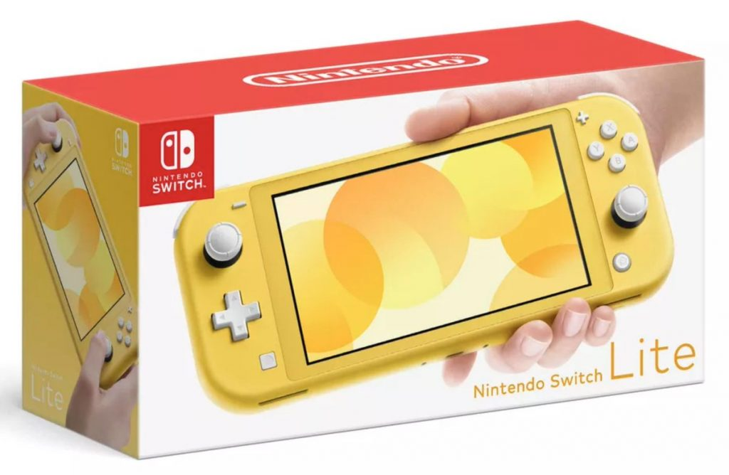 Nintendo Switch Lite | Gammicks