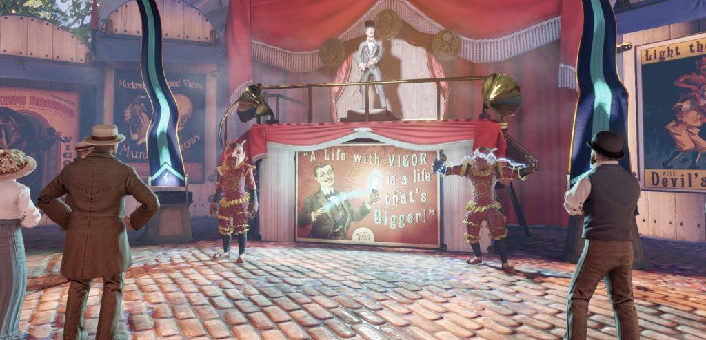 Bioshock Infinite's Story   Bioshock Infinite Review   GAMMICKS