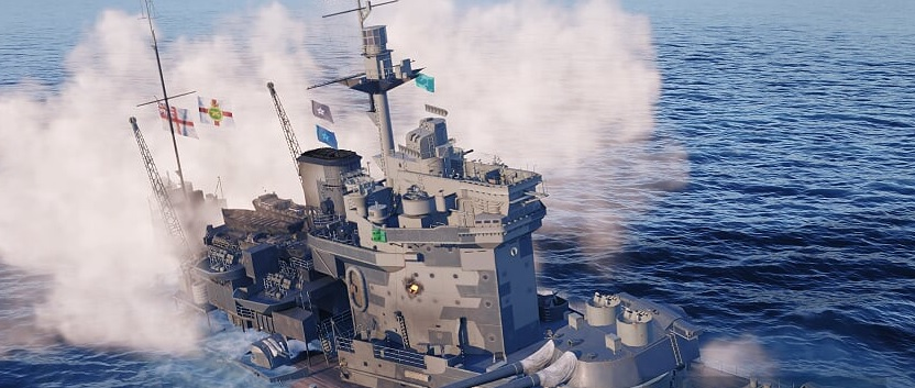 World of Warships Review | Gammicks