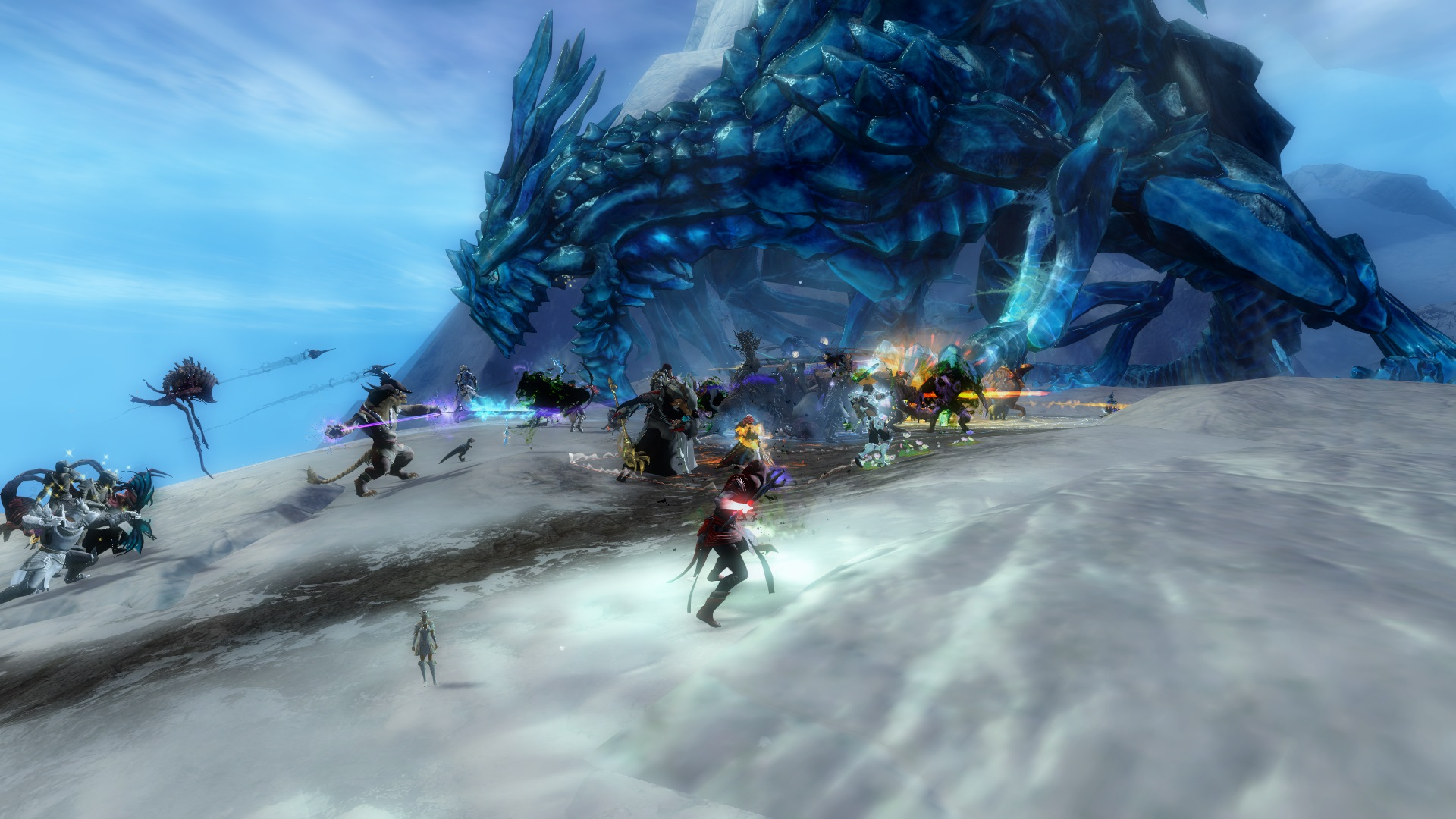 World boss | Guild Wars 2 Review | Gammicks