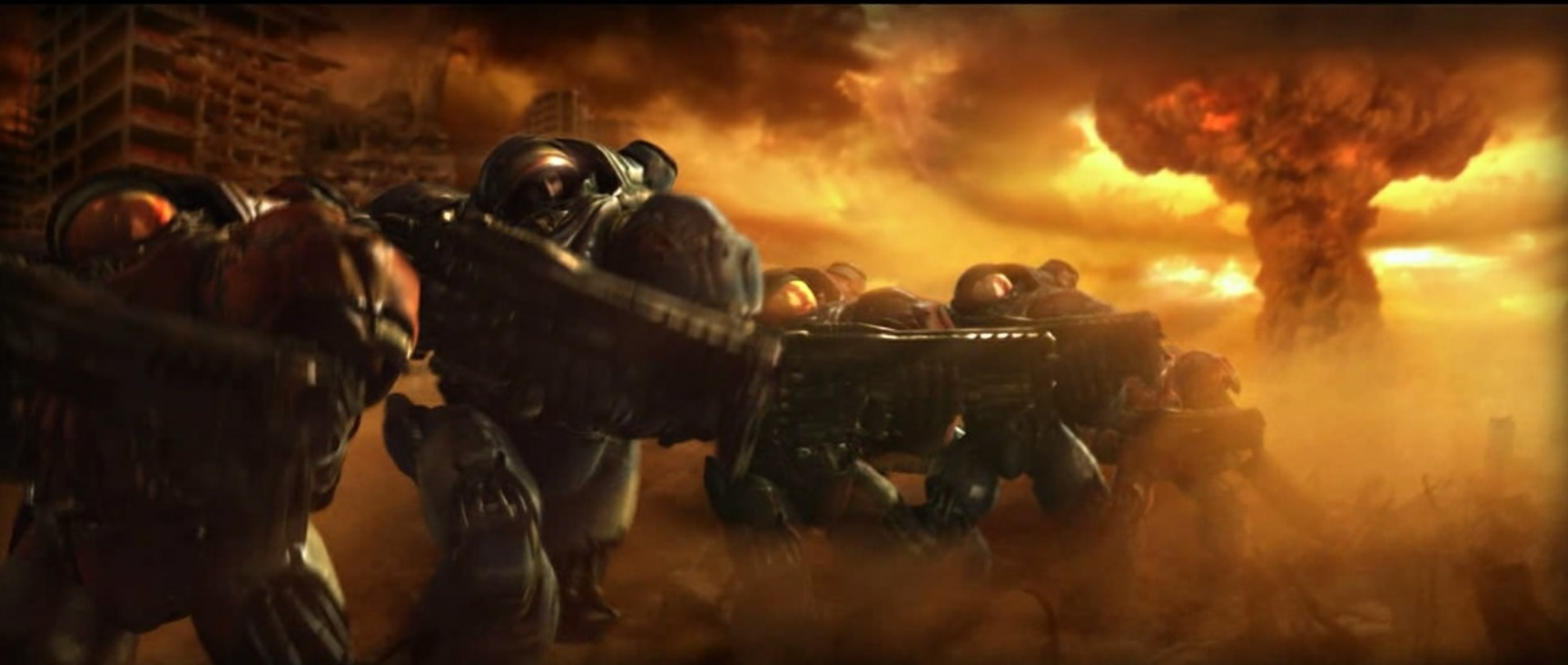 StarCraft II: Wings of Liberty Review | Gammicks