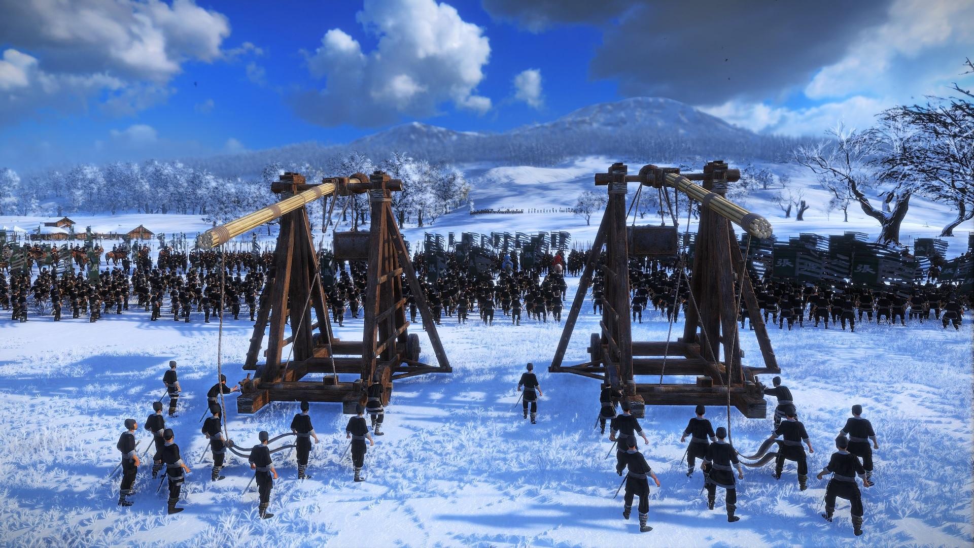 Presentation | Total War: Three Kingdoms Review | Gammicks