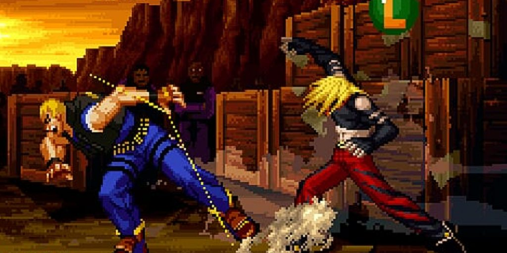 Garou: Mark of the Wolves Review | Gammicks