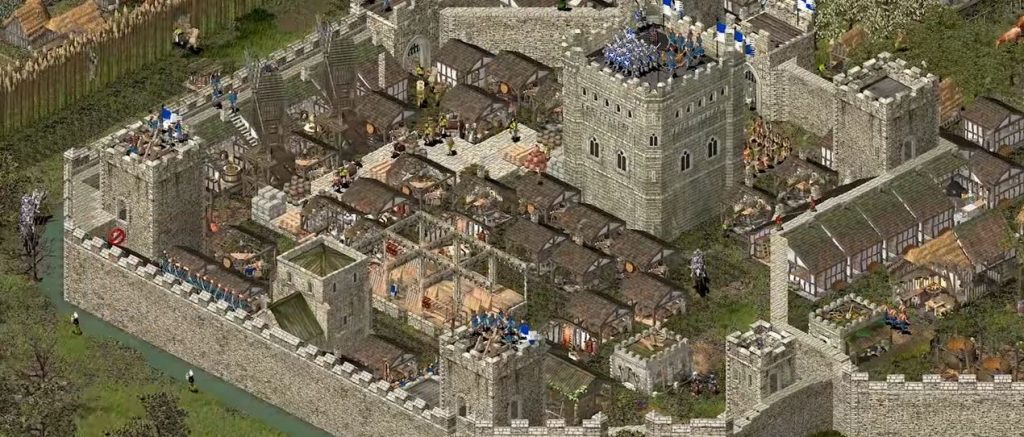 Stronghold Review | Gammicks