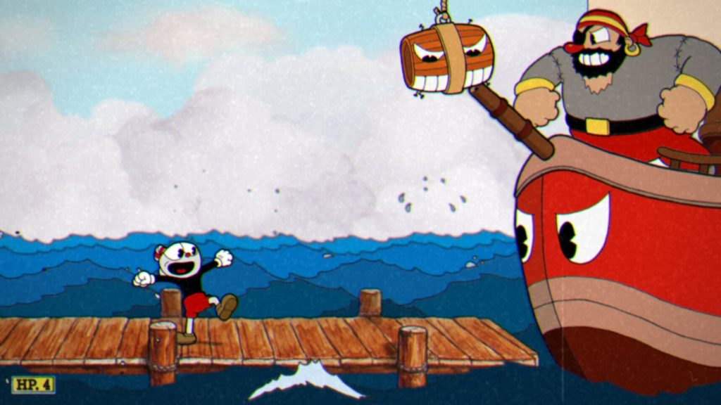 Cuphead Review | Gammicks
