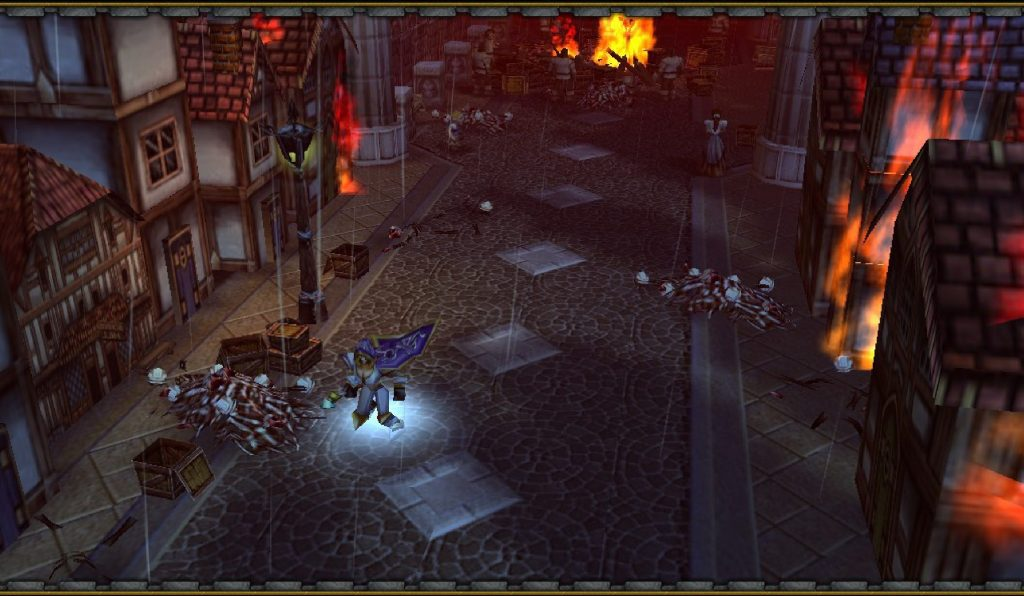 Warcraft 3: Reign of Chaos | Gammicks