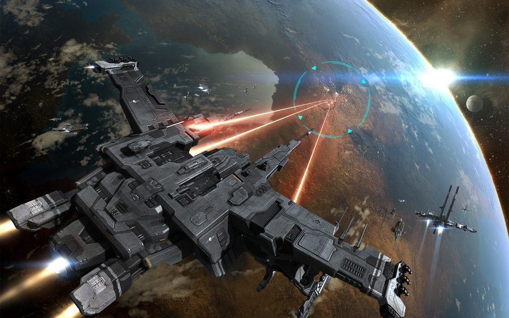 Eve Online Review | Gammicks