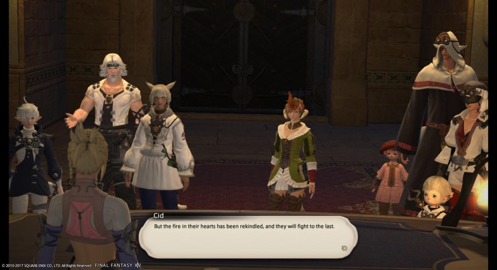 Final Fantasy XIV: A Realm Reborn Review   Gammicks