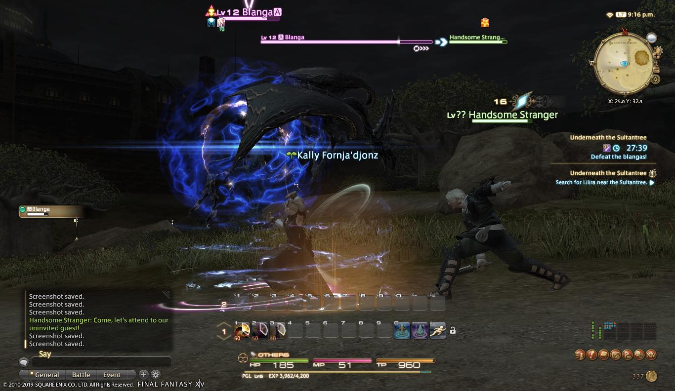 Final Fantasy XIV: A Realm Reborn Review | Gammicks