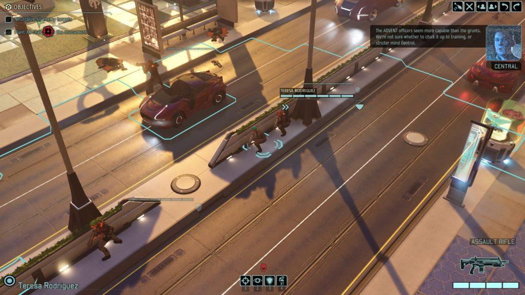 XCOM 2 Review   Gammicks