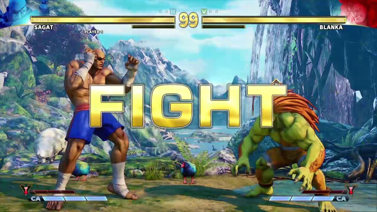 Street Fighter V Review | Gammicks