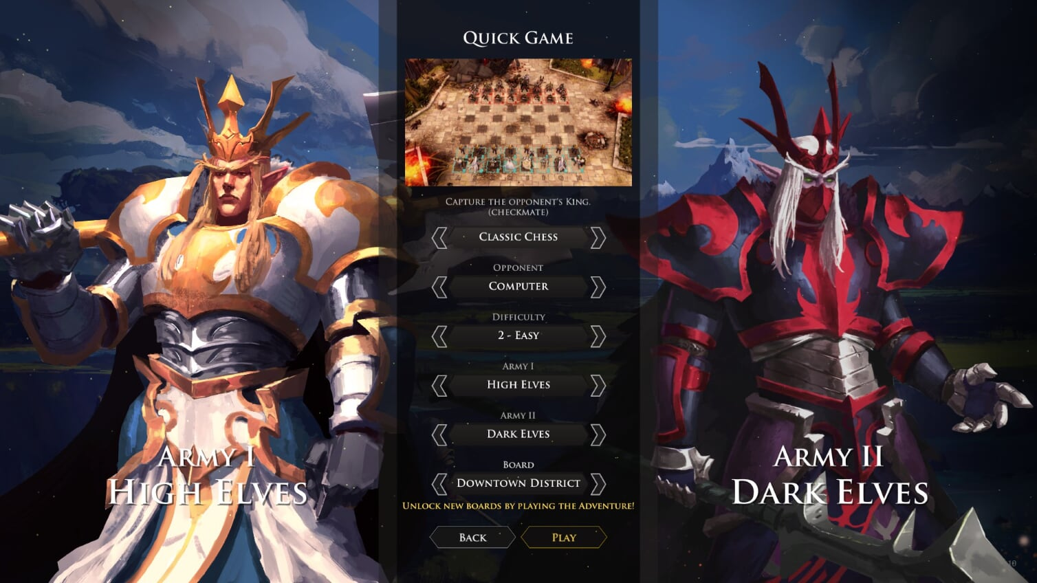 Chessaria: The Tactical Adventure Review | Gammicks