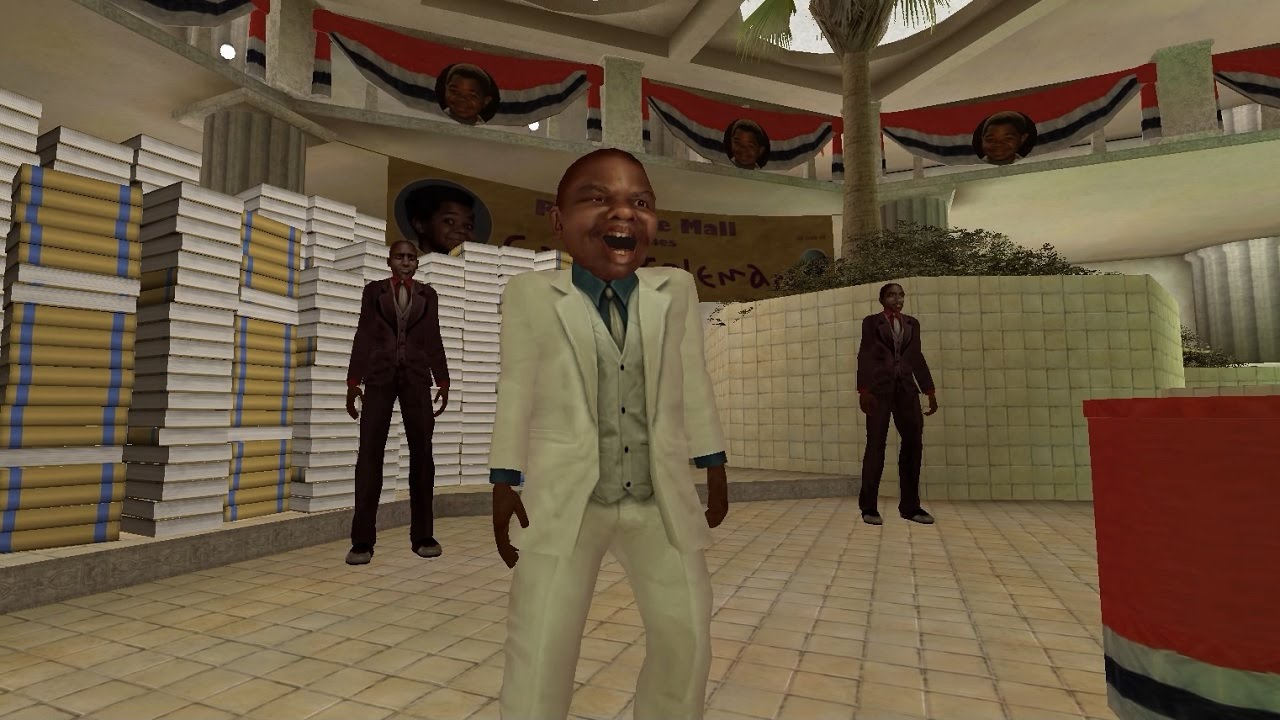 Postal 2 | The 4 Best and 4 Worst Games Featuring Celebrities