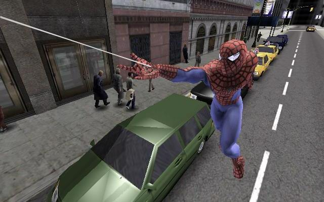 Spider-Man 2 | 8 Games Based On Movies That Are Actually Good | Gammicks