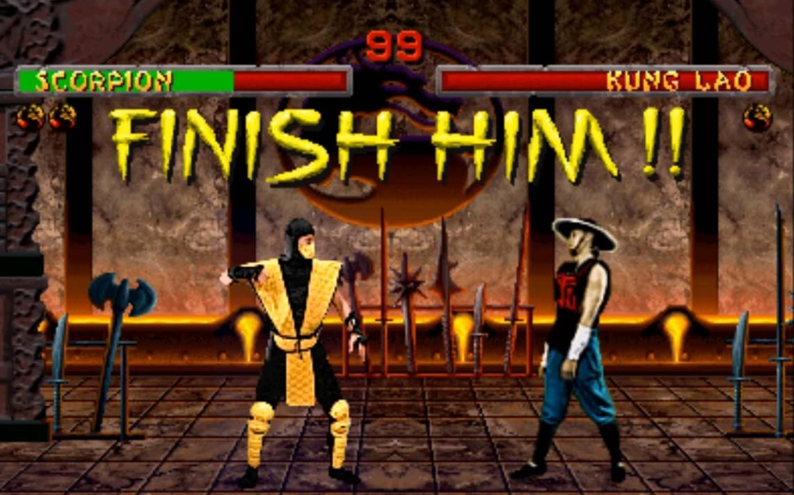 Mortal Kombat | 7 Games Designed To Ruin Friendships | Gammicks