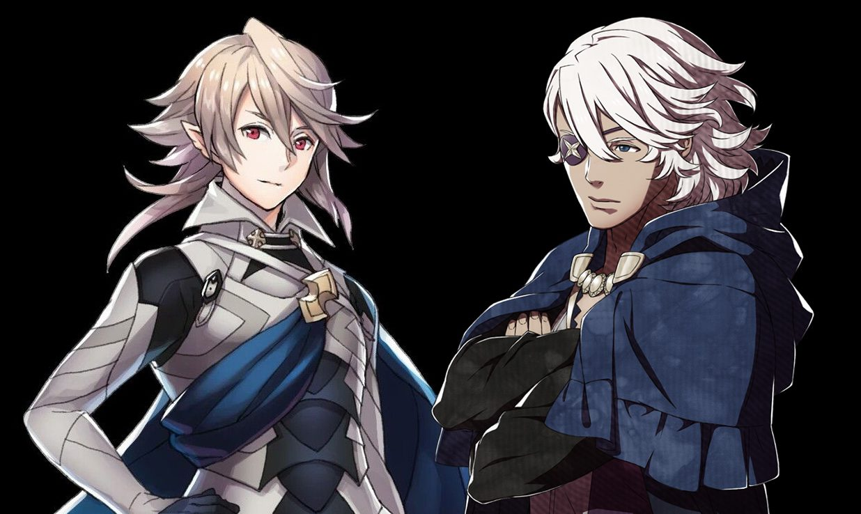 Corrin/Niles | 8 Fire Emblem Relationships That Shocked Us | Gammicks
