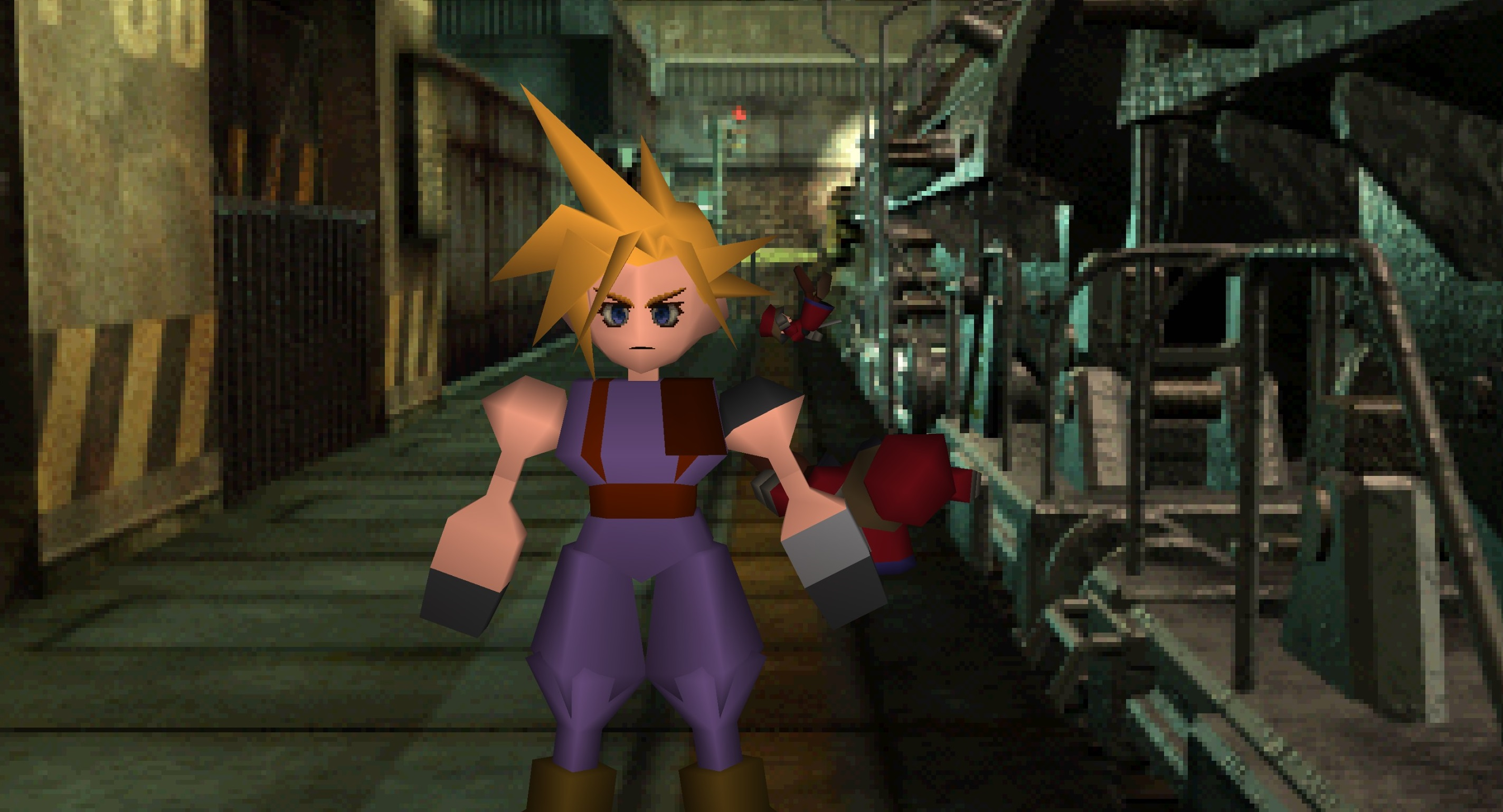Final Fantasy VII | 8 Games That Changed Your Childhood | Gammicks