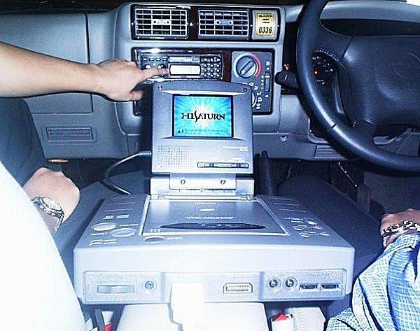 Hi-Saturn GPS | 8 Ways Sega Was Ahead of Its Time | Gammicks