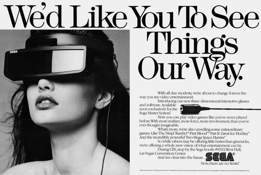 3D Focus | 8 Ways Sega Was Ahead of Its Time | Gammicks