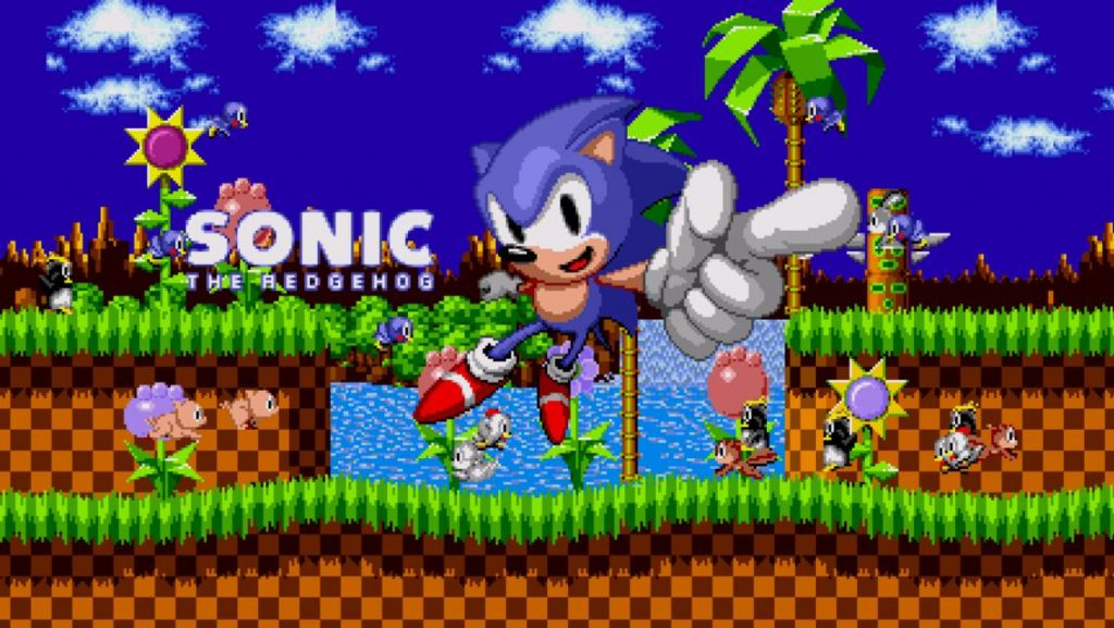 Sonic the Hedgehog | 8 Games That Changed Your Childhood | Gammicks