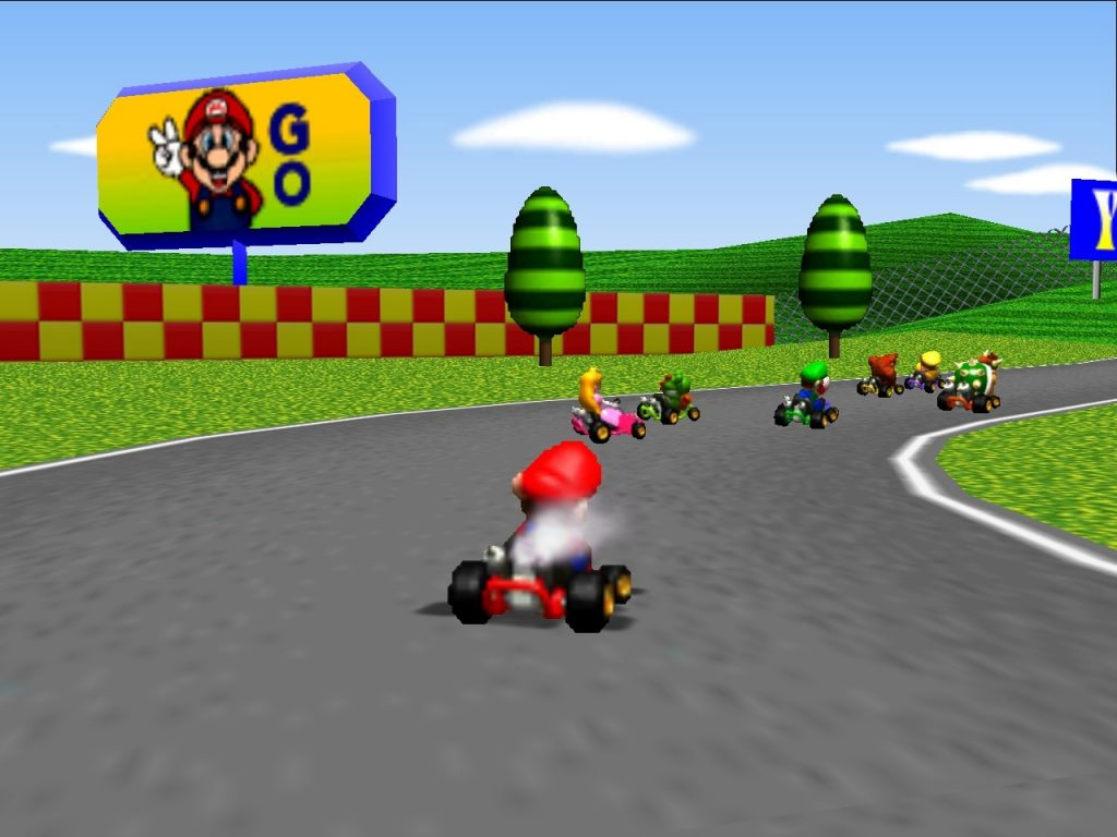 Mario Kart 64 | 8 Games That Changed Your Childhood | Gammicks