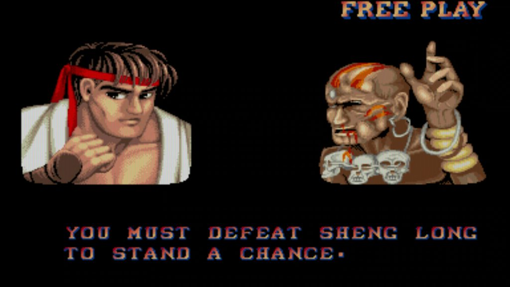 Sheng Long in Street Fighter 2 | The 8 Strangest Video Game Myths | Gammicks