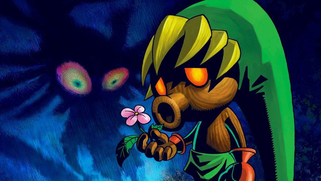 Haunted Majora's Mask | The 8 Strangest Video Game Myths | Gammicks