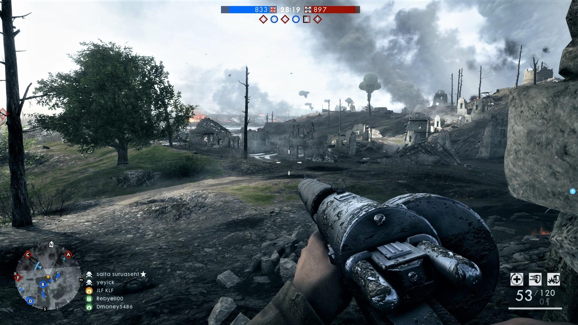Battlefield 1 Review | Gammicks