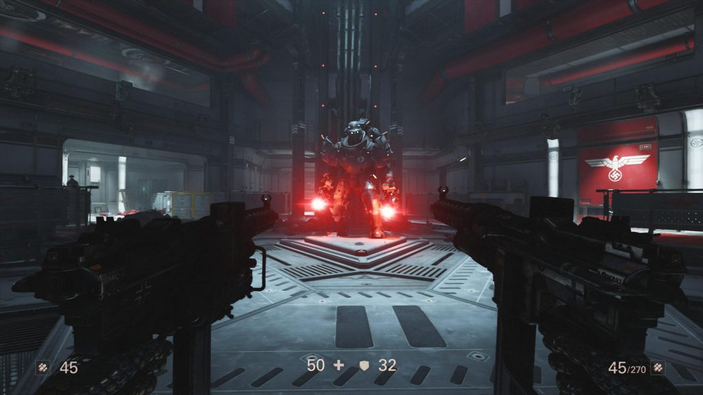 Wolfenstein II: The New Colossus Review | Gammicks