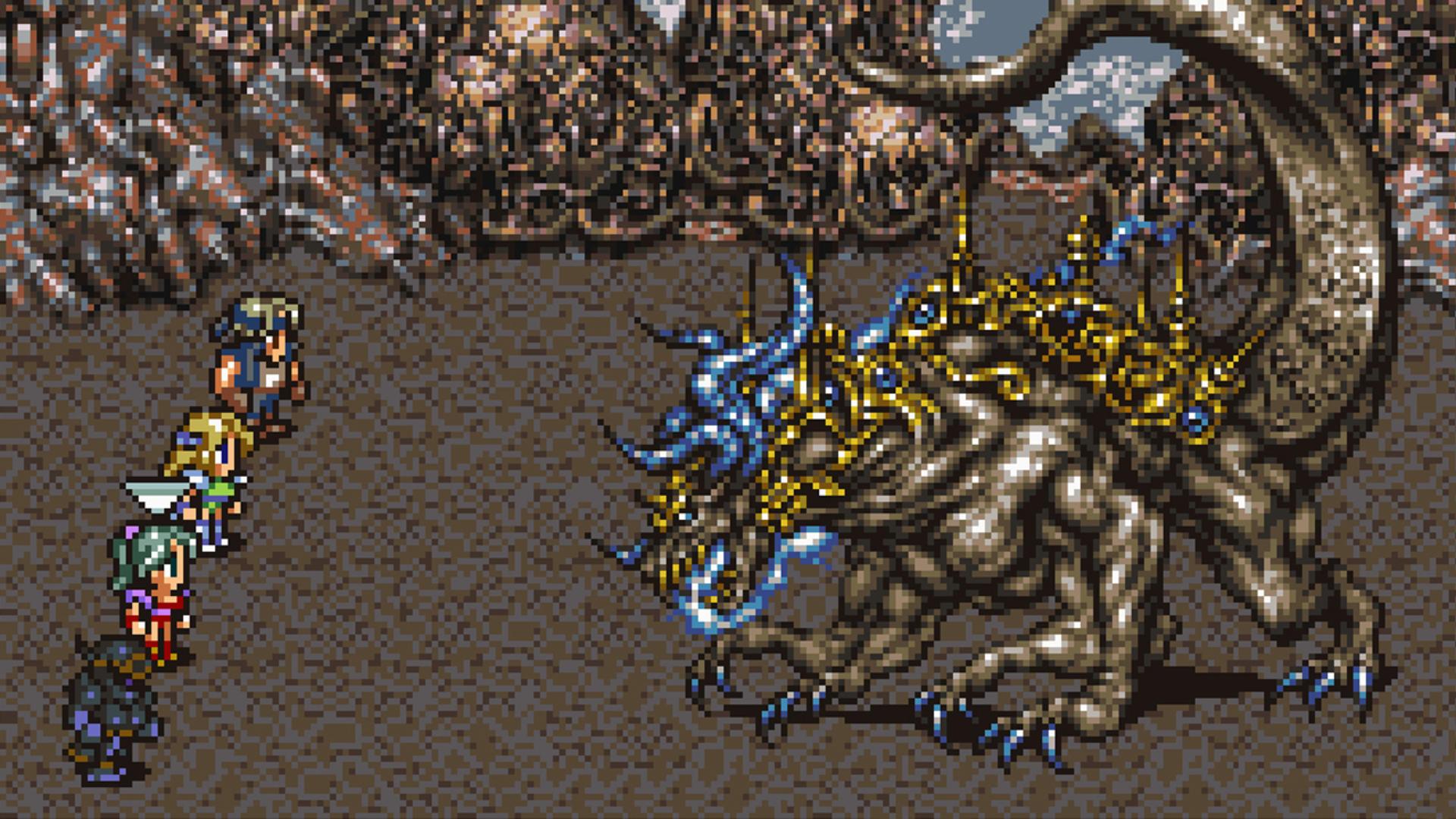 Final Fantasy VI | 7 Games That Deserve a Remake Besides Final Fantasy VII | Gammicks
