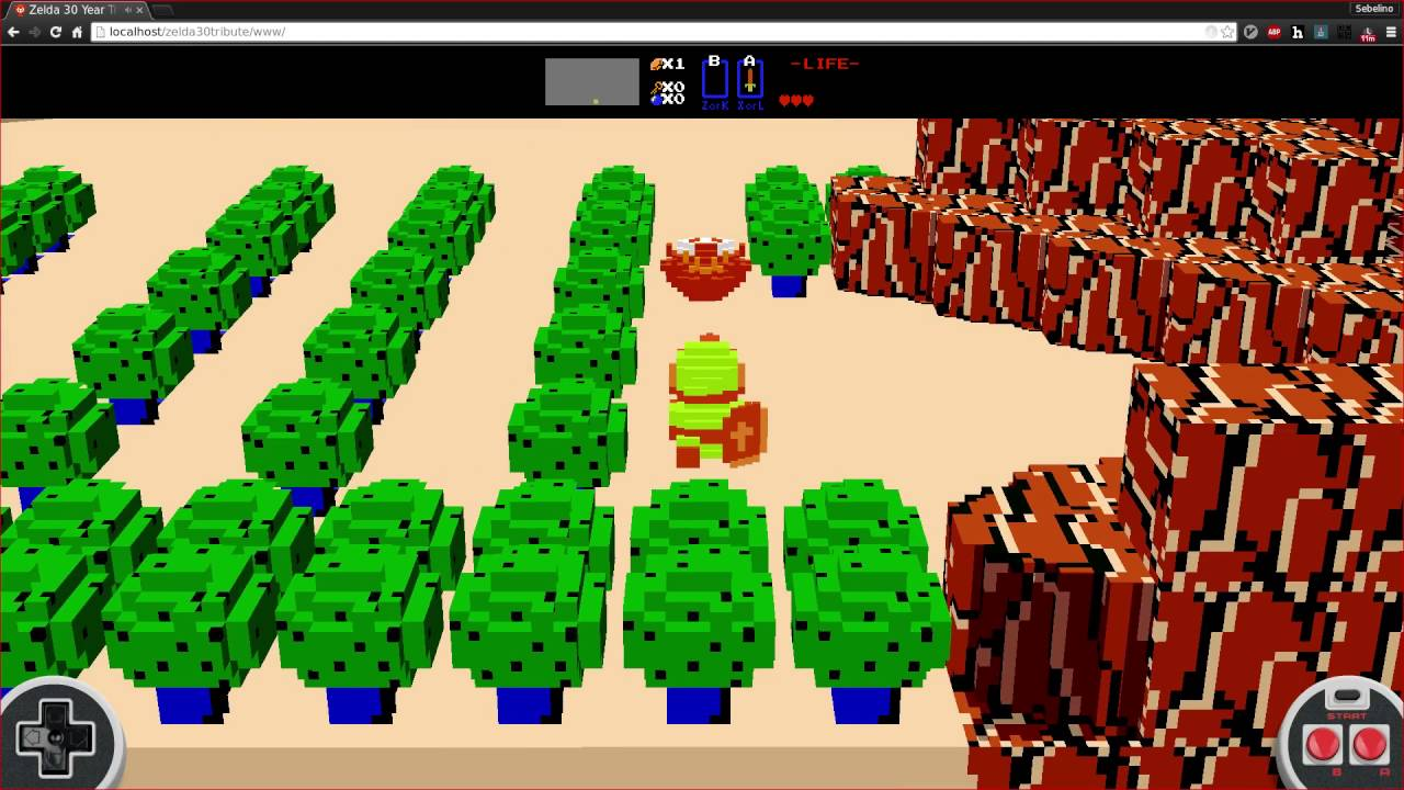 Zelda 30 Tribute | 8 Awesome Fan Games Shut Down By Nintendo | Gammicks