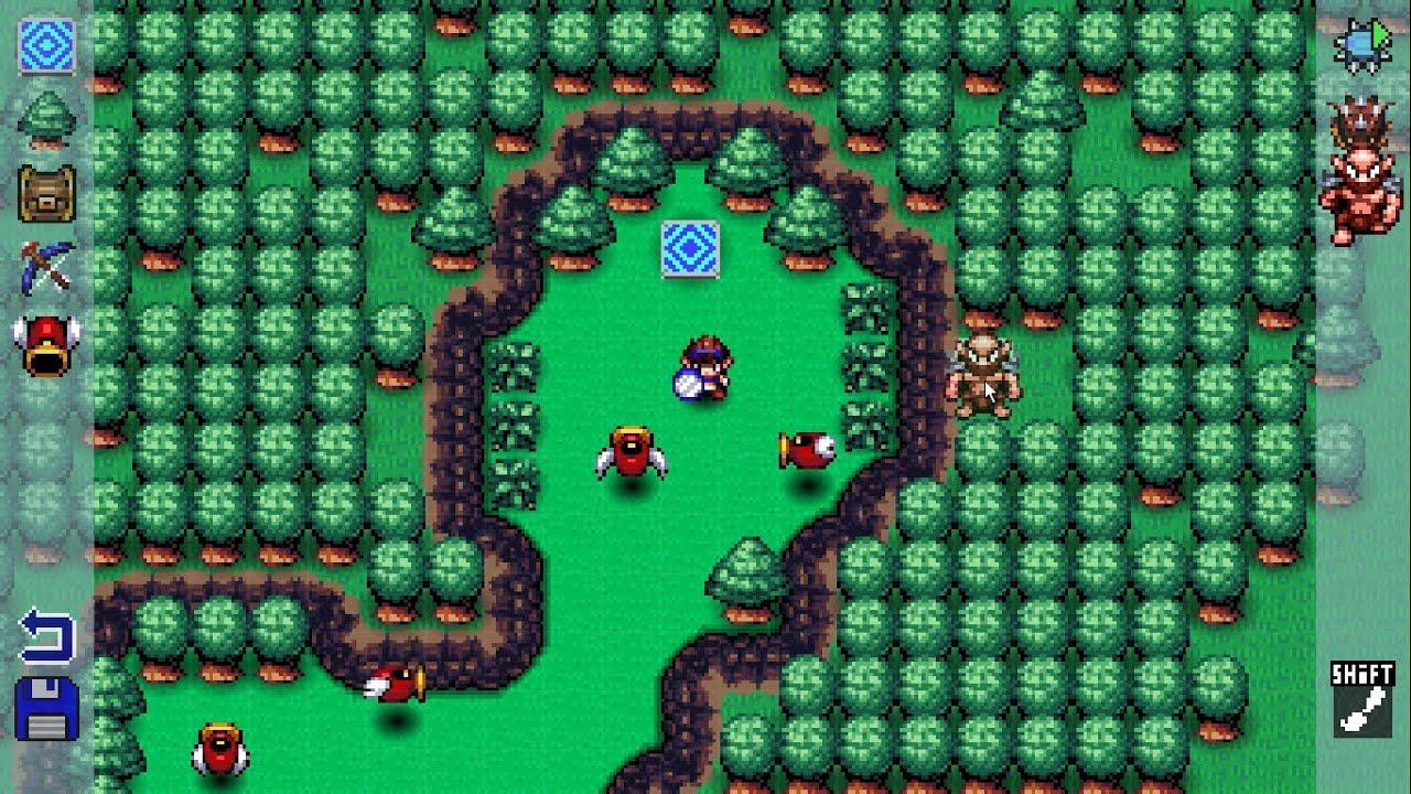 Zelda Maker | 8 Awesome Fan Games Shut Down By Nintendo | Gammicks