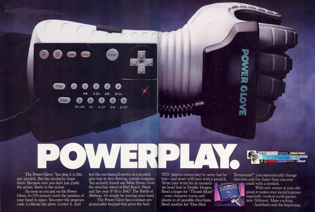 Classic Design | 8 Reasons Why the Nintendo Power Glove Was Actually Awesome | Gammicks