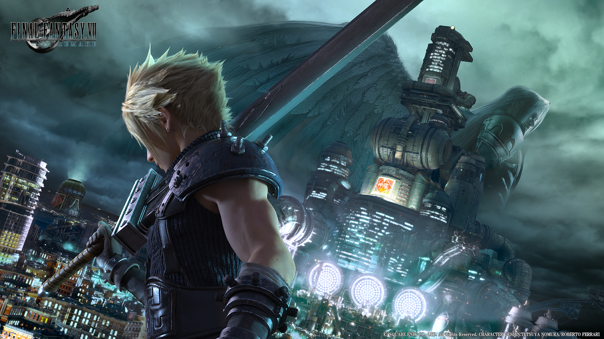 The Release Date | What We Already Know About the Final Fantasy VII Remake | Gammicks