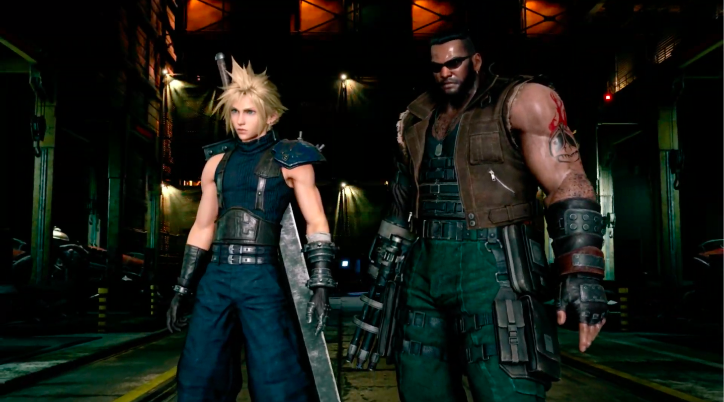Updated Designs | What We Already Know About the Final Fantasy VII Remake | Gammicks