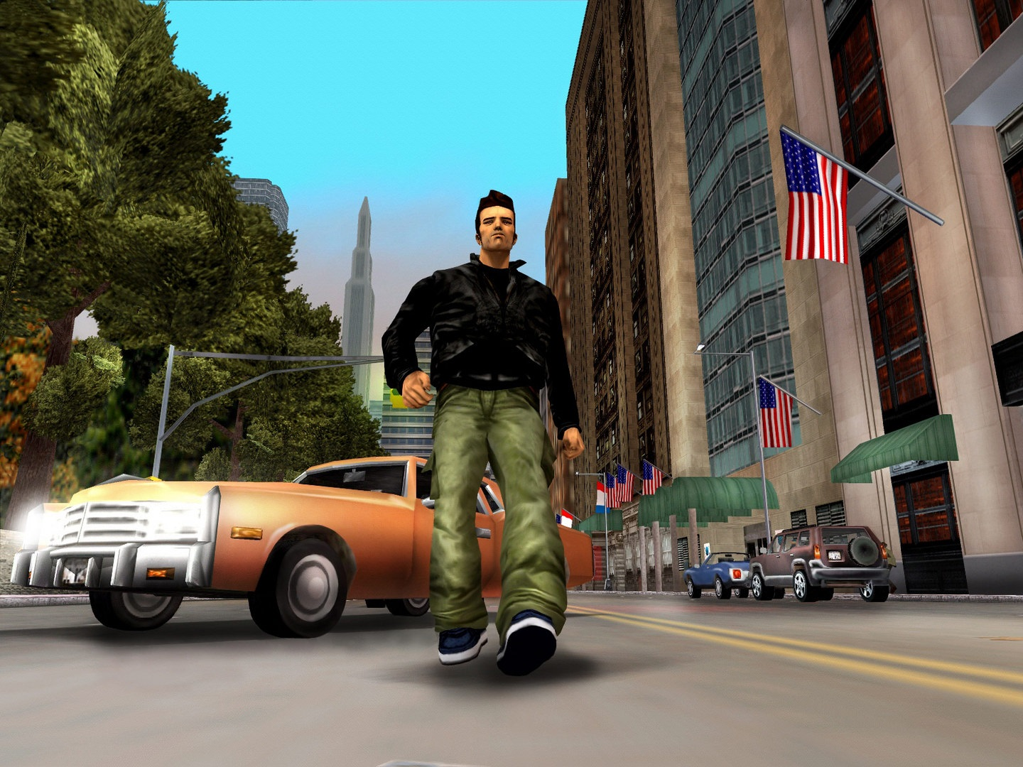 Grand Theft Auto III | The 8 Most Influential Video Games of All Time | Gammicks