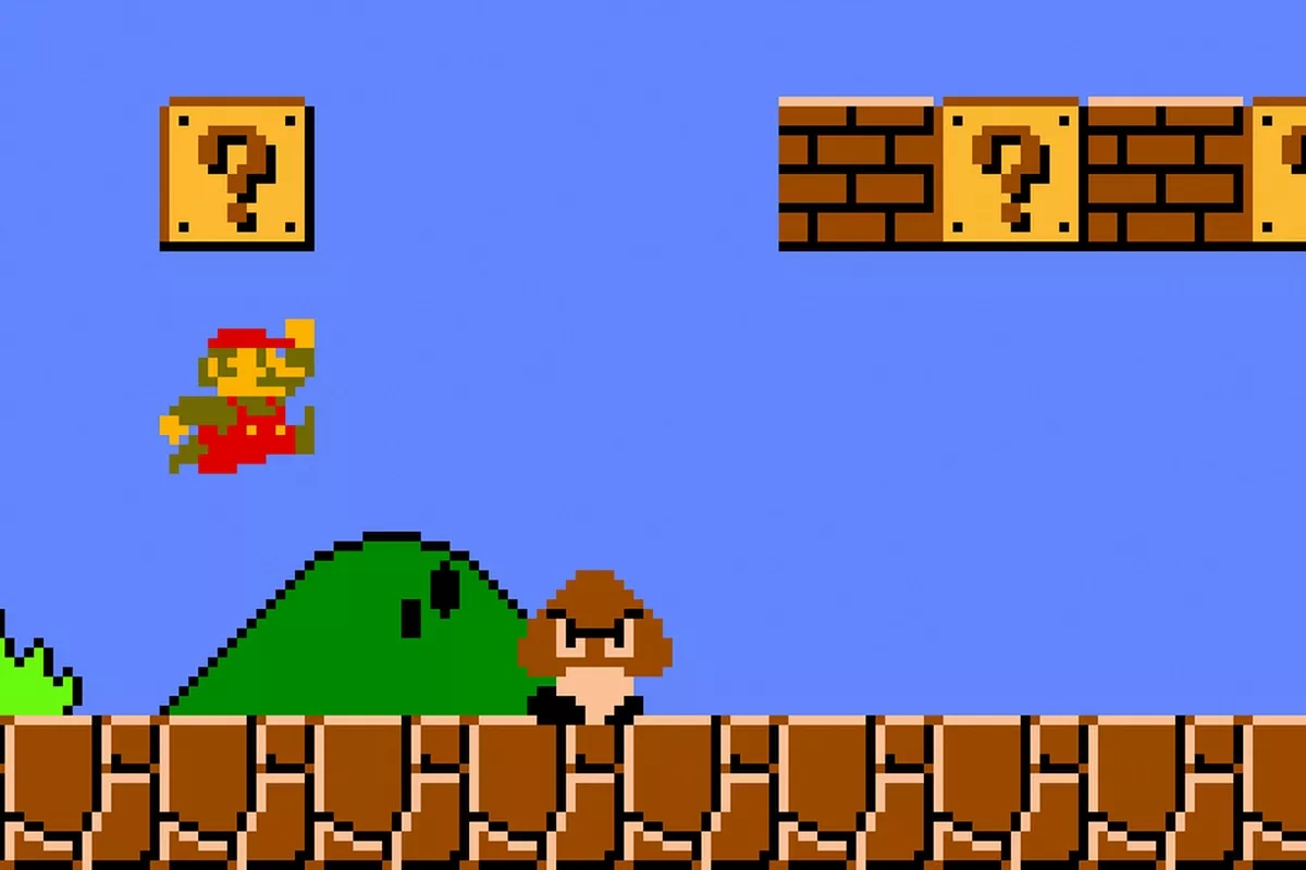 Super Mario Bros. | The 8 Most Influential Video Games of All Time | Gammicks