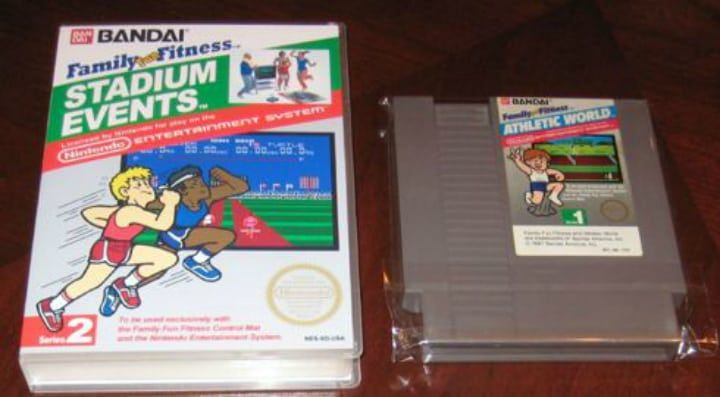 Stadium Events | The 8 Rarest Video Games Worth a Fortune | Gammicks