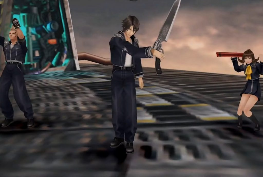 Easy Mode Options   6 Differences Between Final Fantasy VIII Remastered and the Original   Gammicks