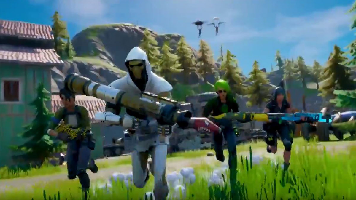 Weapons Overhaul   After the Black Hole: 11 Changes in Fortnite Chapter 2   Gammicks
