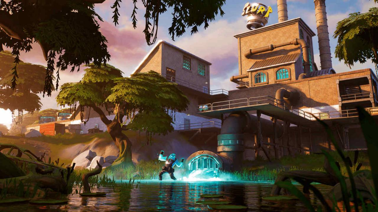 Hide and Yeet   After the Black Hole: 11 Changes in Fortnite Chapter 2   Gammicks