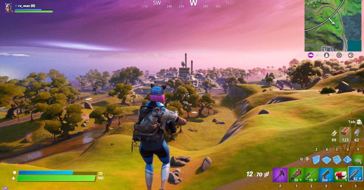 Progress Bar and Progress Changes   After the Black Hole: 11 Changes in Fortnite Chapter 2   Gammicks