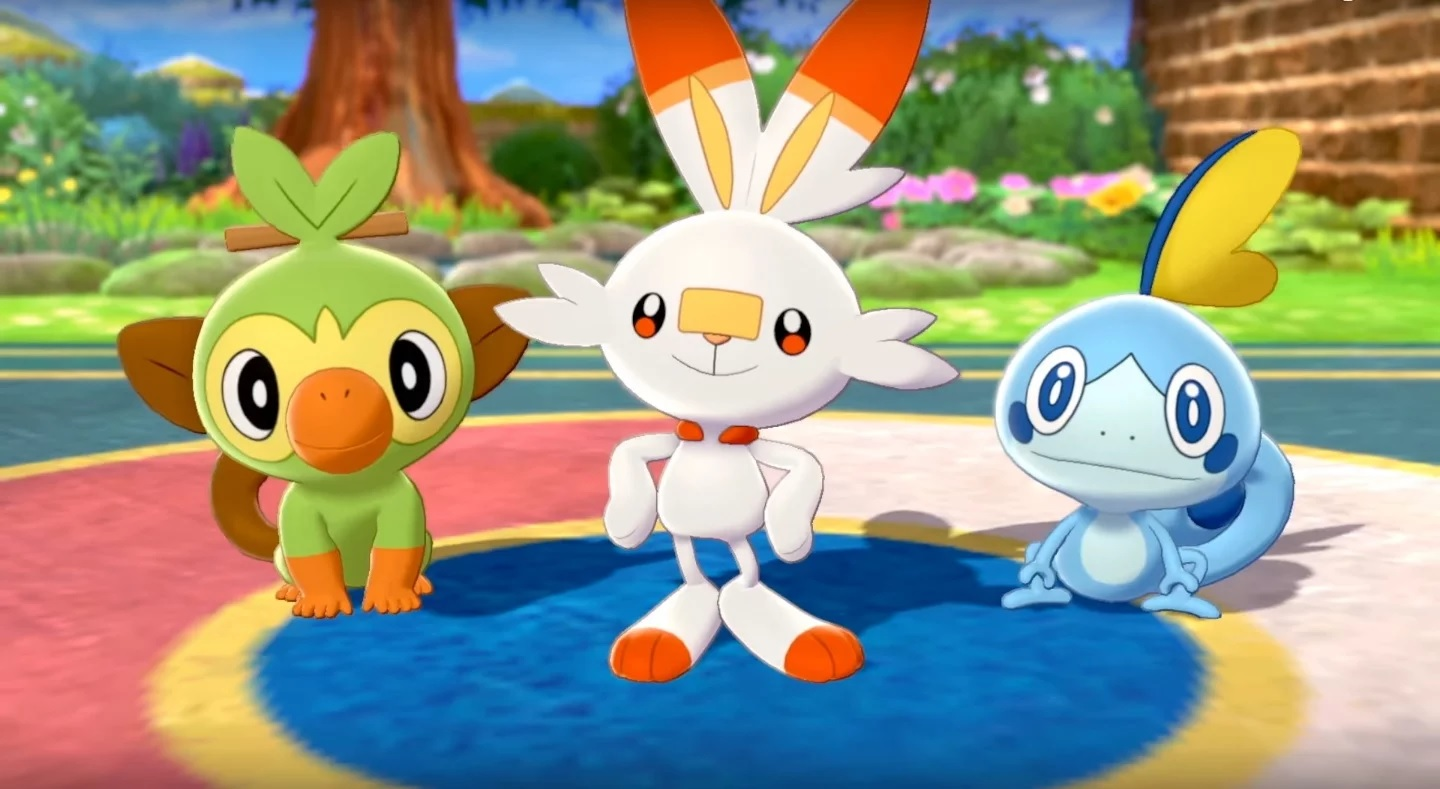Starters | Everything We Know About Pokémon Sword and Shield | Gammicks