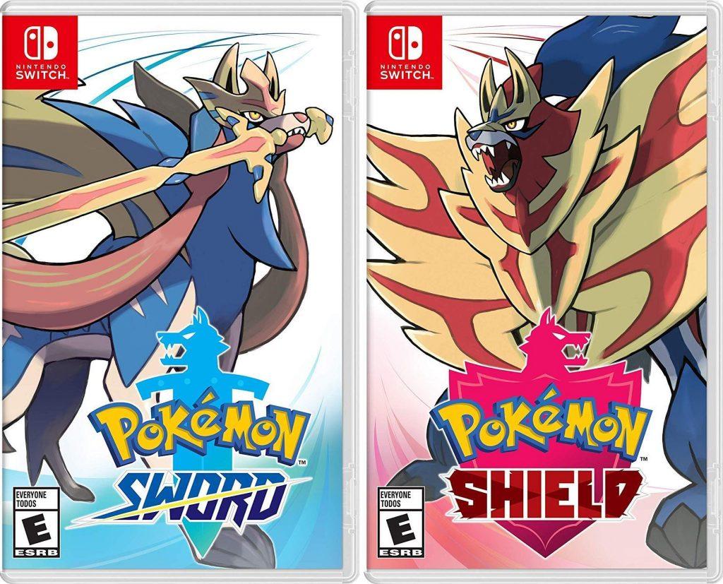 Legendary Pokémon | Everything We Know About Pokémon Sword and Shield | Gammicks