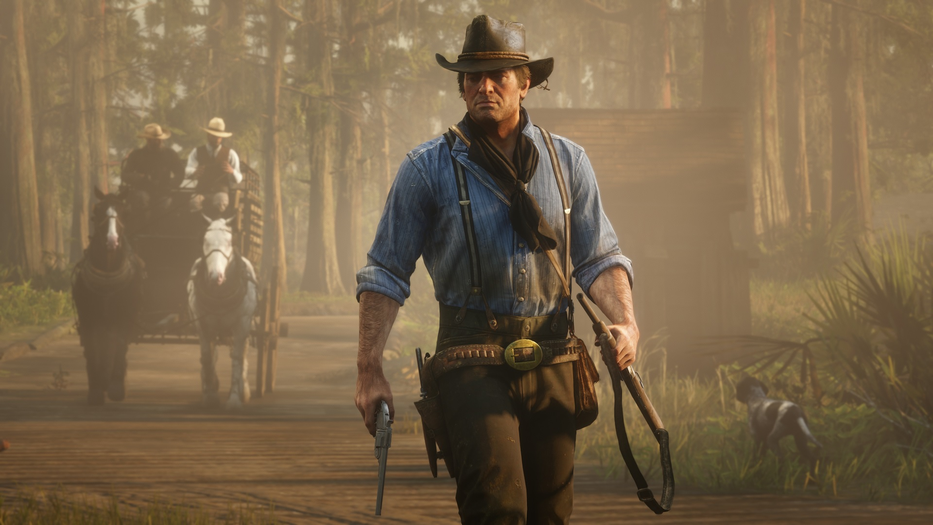 Red Dead Redemption 2   All the Biggest Video Game Releases in November 2019   Gammicks
