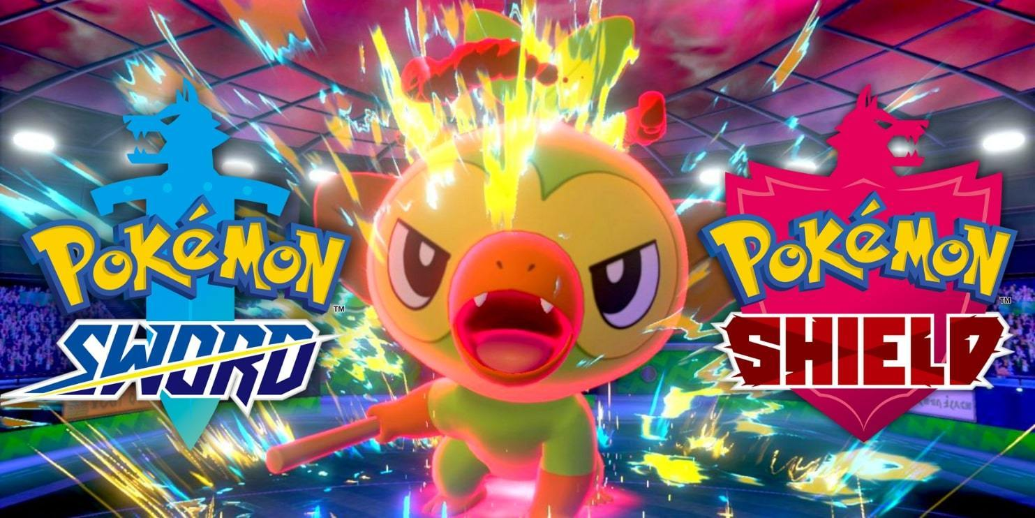 Pokémon Sword and Shield   All the Biggest Video Game Releases in November 2019   Gammicks