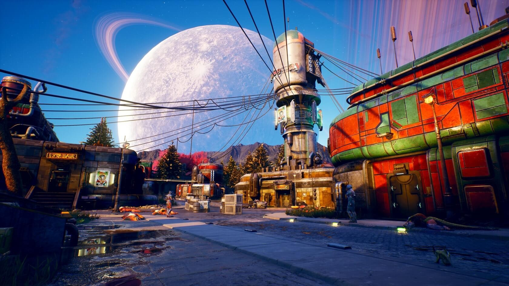 There's a huge Day One update | Everything We Know About The Outer Worlds | Gammicks