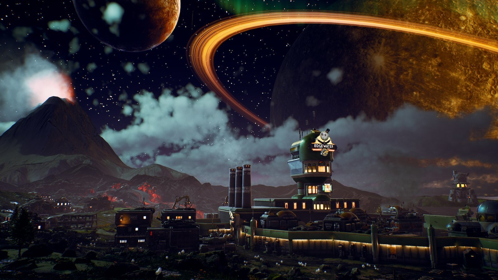 It will be enhanced on Xbox One X and PlayStation 4 Pro | Everything We Know About The Outer Worlds | Gammicks